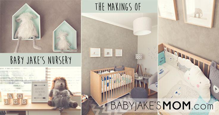 Hipster Contemporary Nursery