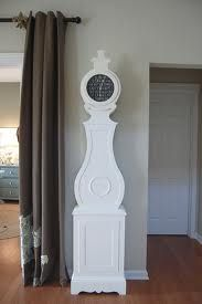 Swedish grandfather clock