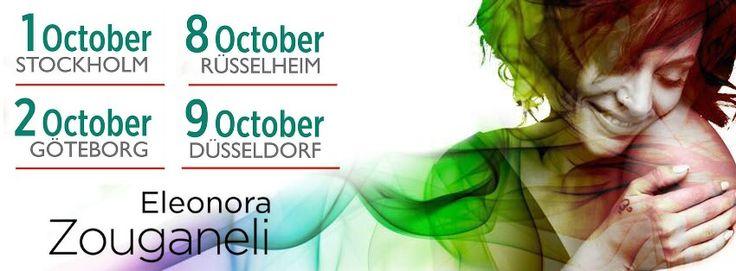 "https://www.facebook.com/eleonora.zouganeli.official/photos/a.10150583969918176.375104.53115088175/10153895967843176/?type=3 Το ""Μυστικά μαζί"" ταξιδεύει στη βόρεια Ευρώπη για τέσσερα μοναδικά live, στη Σουηδία και τη Γερμανία. #eleonorazouganeli #eleonorazouganelh #zouganeli #zouganelh #zoyganeli #zoyganelh #elews #elewsofficial #elewsofficialfanclub #fanclub"