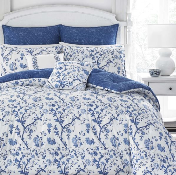 Pink Owl Bedding Twin or Full Comforter Set Bed in a Bag - Comforter, Sheets