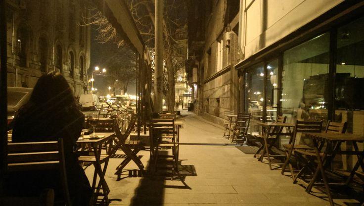 de seara la origo, 2014 prima cafea de seara la origo..pe 2014.