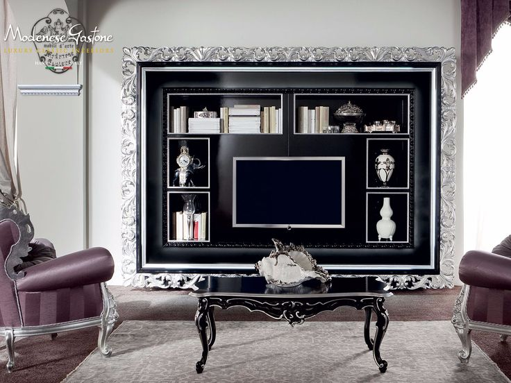 13129 Bookcase by Modenese Gastone group