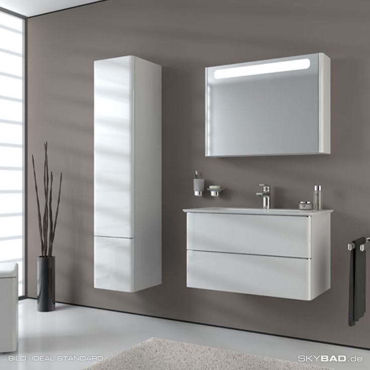 12 best Bathroom Furniture images on Pinterest Bathroom storage - badezimmermöbel villeroy und boch