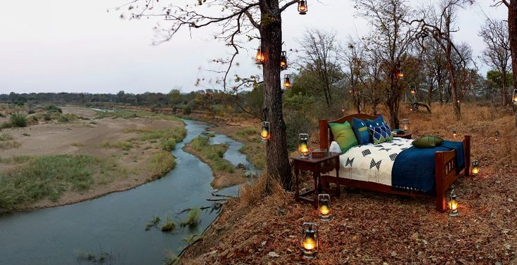 campingDreams Bedrooms, Pamushana Lodges, Dreams Places, Under The Stars, Games Reservation, Outside Room, South Africa, The Great Outdoor, Sleep