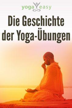 Die Geschichte der Yoga-Übungen