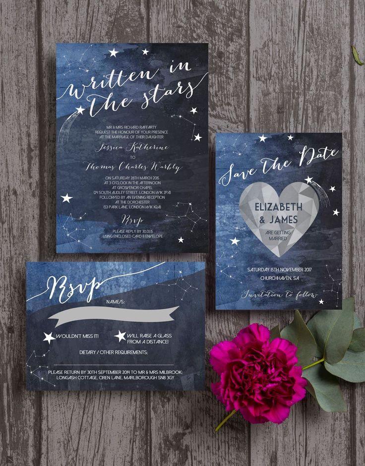 blue double heart wedding invitations nurse resignation