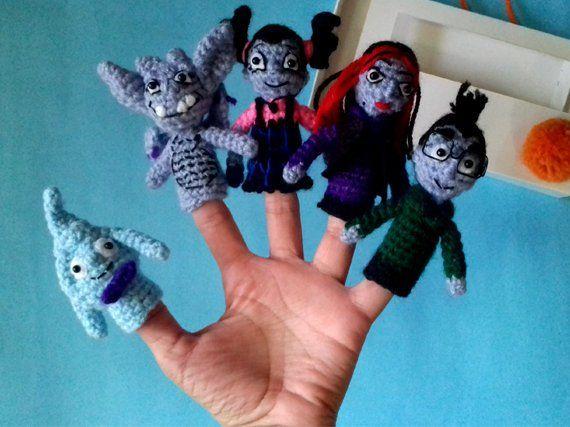 Muñeca Vampira!! Tejido Amigurumi Crochet - $ 780,00 en Mercado Libre | 427x570