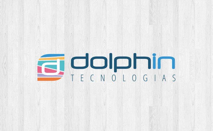 Diseño de logo Dolphin | Dolphin Tecnologías