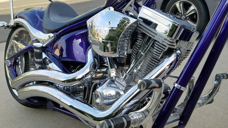 2006 Big Dog k9 motorcycle