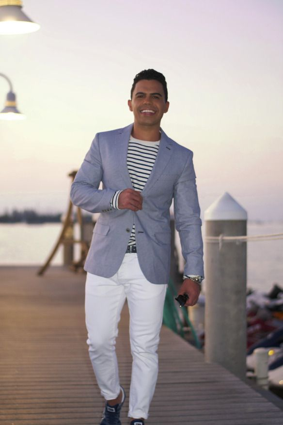 Nautical menu0026#39;s outfit | Nautical Fashion | Pinterest