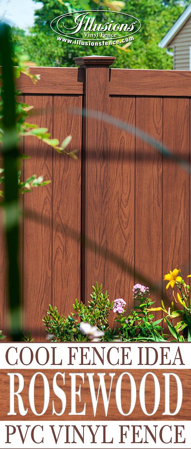 Brown Vinyl Privacy Fence 28 best vinyl fence images on pinterest | privacy fences, backyard