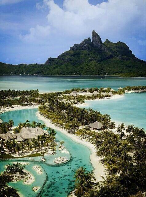 OMG OMG OMG OMG!!! Bora Bora, French Polynesia