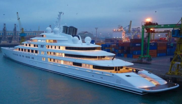The 20 Most Expensive Yachts In The World Boats Luxury Boat