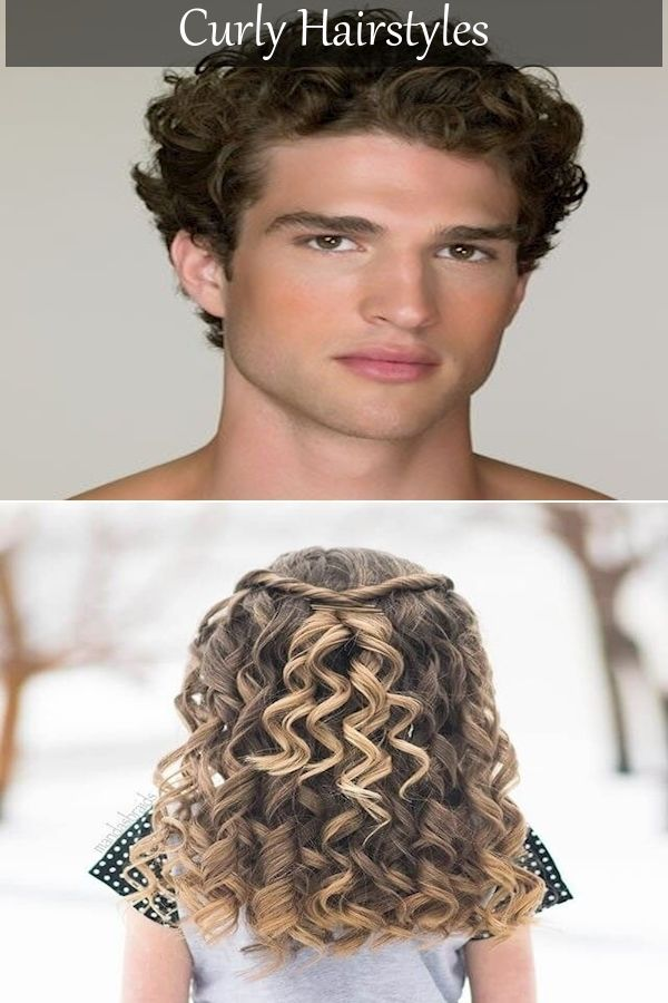 10 Stunning Photos Of Curly Hairstyles For Medium Hair In 2020 Medium Hair Styles Curly Hair Styles Medium Curly Hair Styles