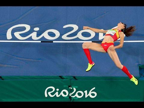 Women's High Jump - Olympics Rio 2016 - Highlights