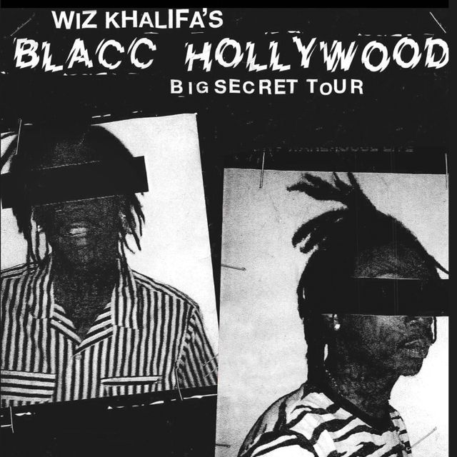 "Enter for a chance to win a pair of tickets to see Wiz Khalifa on his ""Big Secret Tour"" at the House of Blues in Dallas, via Digital Tour Bus and Live Nation, at http://digtb.us/WIZKHALIFA"