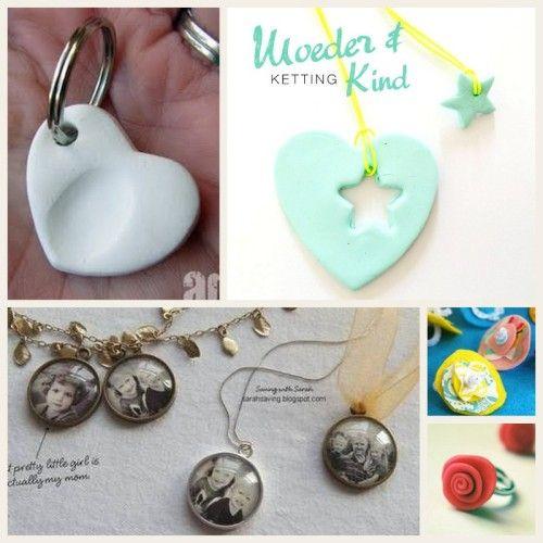 Les jolies idées des autres #35 : spécial fête des mères, bijoux