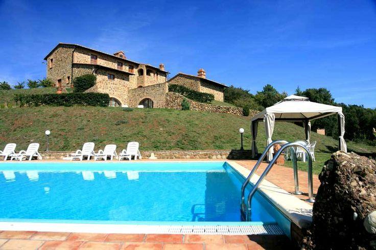 Villa Le Campore - Casole d'Elsa - Siena - Tuscany