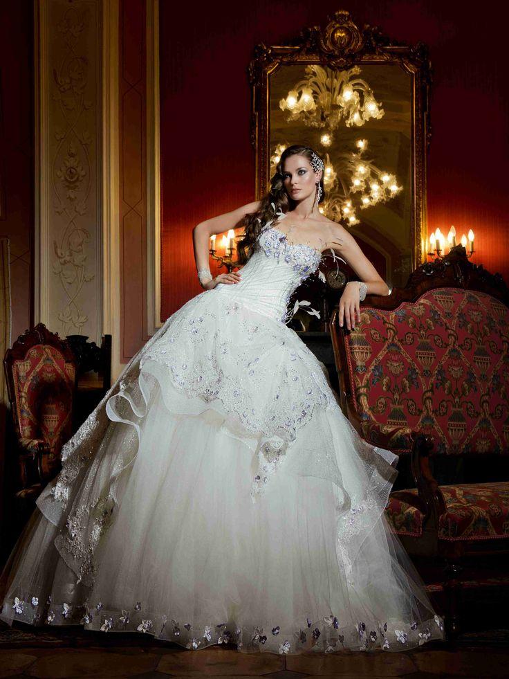 amelia casablanca mod 412 hochzeitskleid hochzeit kleider