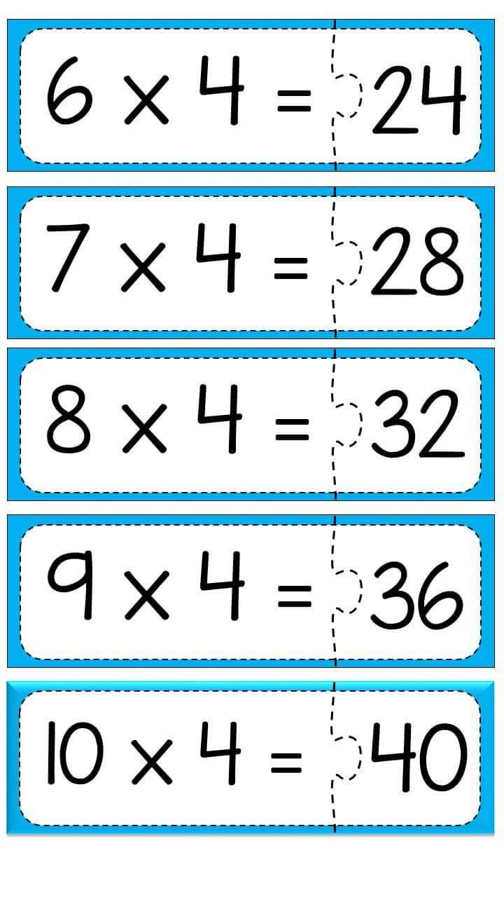 432 best POŠTEVANKA, mulitplication images on Pinterest | Calculus ...