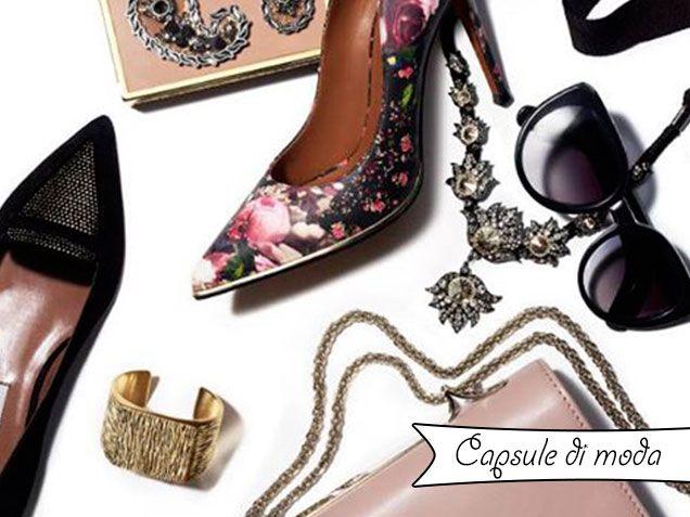 Tendenza accessori Primavera Estate 2014