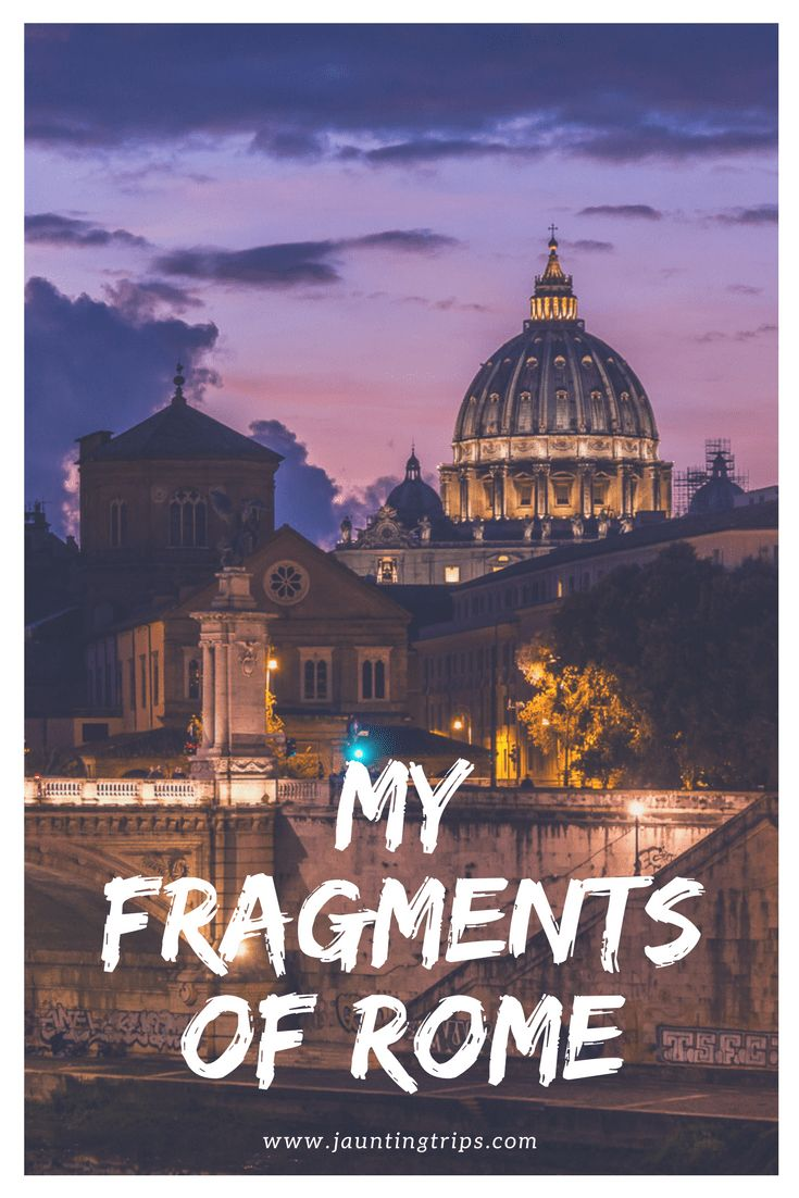 """You know that saying """"All roads lead to Rome""""? Well for me they all seem to leave from Rome and go different places. But even with all these short visits to the Eternal City, I managed to have some """"Top spots in Rome"""" that recommend to you. Check them out!"""