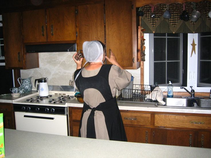 from from amish and mennonite kitchens that the front
