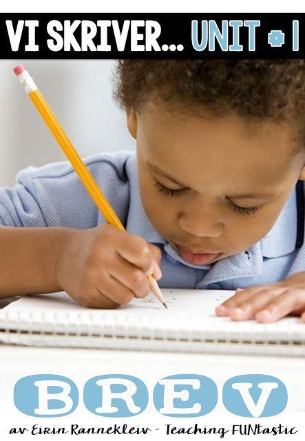 Lær brevskriving på en morsom måte med klassens eget postkontor!