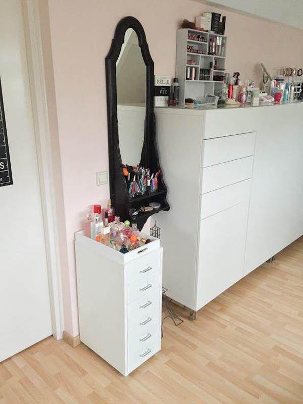 dat makeupkastje!