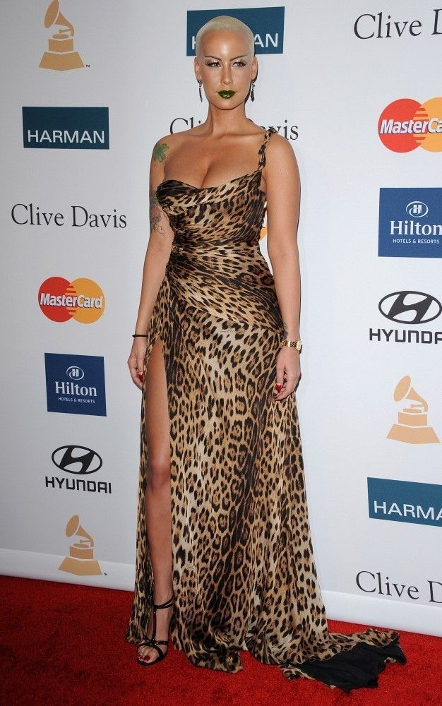 Charming seductress Amber Rose ...High-class Lady...