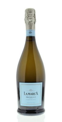 $14-You can't have a Holiday party without a little sparkling wine in the mix! This super affordable Italian prosecco is perfect to pair with any appetizer. Try it with stuffed mushrooms!