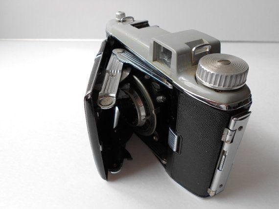 Vintage Kodak Tourist Camera 19481951 by TheArtifactAttic on Etsy, $25.00