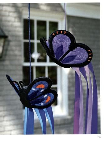 BUTTERFLY WINDSOCKS 1
