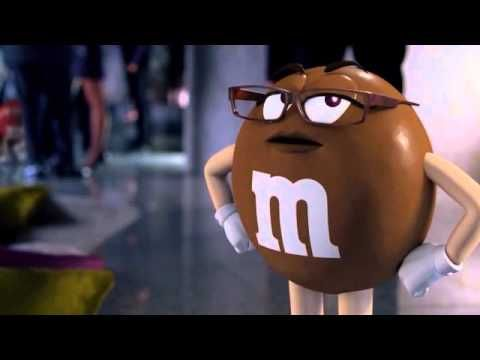 M&M's - Ms Brown TV advert - YouTube