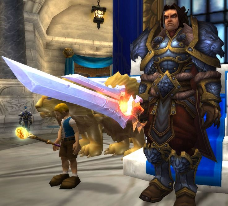 Warcraft movie cast characters announced at Blizzcon GameCrate