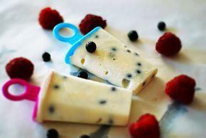 Good Mood Food: Domowe lody jogurtowe