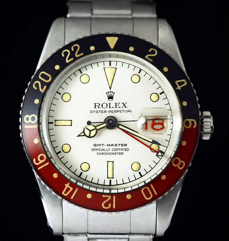 Albino Pan Am Vanilla Coke GMT-Master.