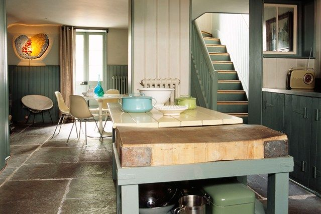 Country Comforts - Kitchen Design Ideas & Pictures – Decorating Ideas (houseandgarden.co.uk)