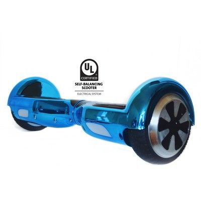 Gyrocopters L1 UL2272 certified Certified (Chrome Blue) - Hoverboard or Self balance board Canada online at SHOP.CA. Gyrocopters L1 - UL2272 Certified!Product Description:Gyrocopters L1 is New and improved UL2272 certified model! Gyrocopters focus Electric Scooters