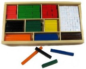 Fun Factory - Maths Cuisenaire Rods