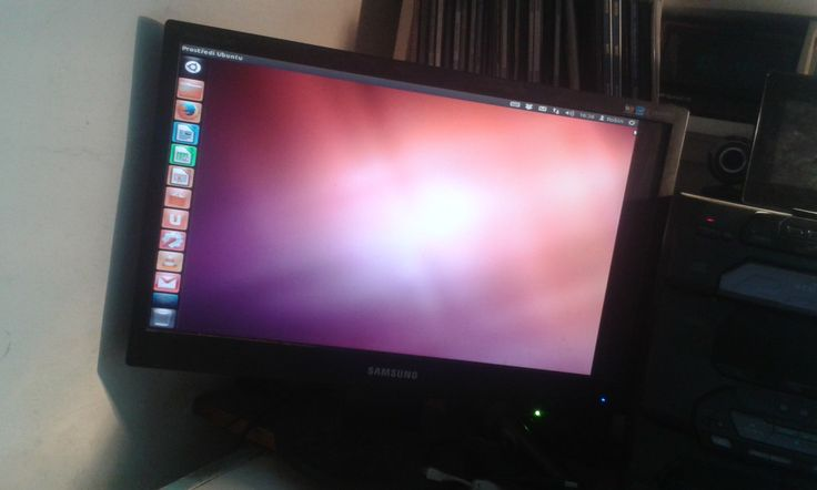 Ubuntu desktop PC