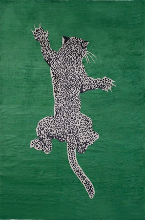 Climbing Leopard by Diane Von Furstenberg