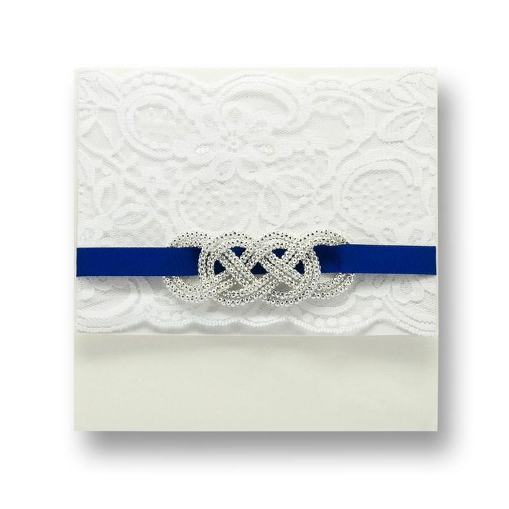 Handmade Wedding Invitations - Emilie invitation