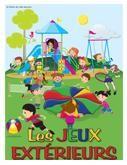 Programmation sur le thème des activités extérieures avec des activités éducatives; jeux, bricolages, coloriages, histoires, comptines, chansons, fiches d'activités imprimables.