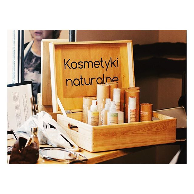 Resibo by Nature. Amazing looking Polish natural skincare brand.
