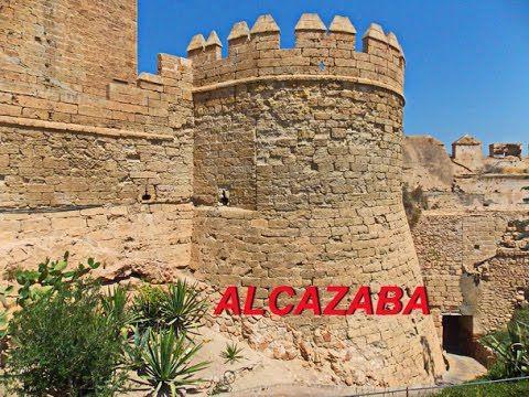 Alcazaba citadel -  Almeria - Spain