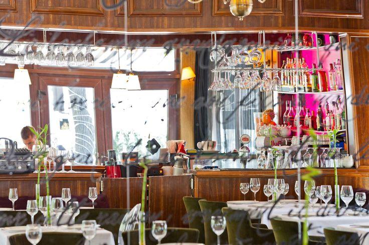 Restaurant Gargantua In The Park - Bar