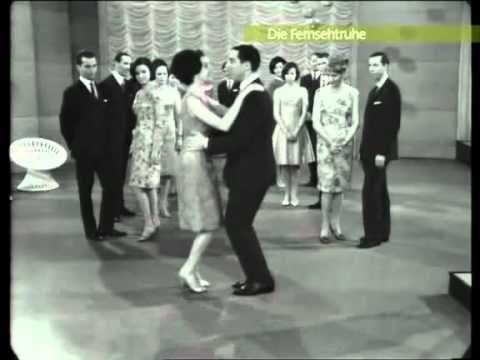 Letkajenkka Tanzen mit dem Ehepaar Fern - Letkiss 1965