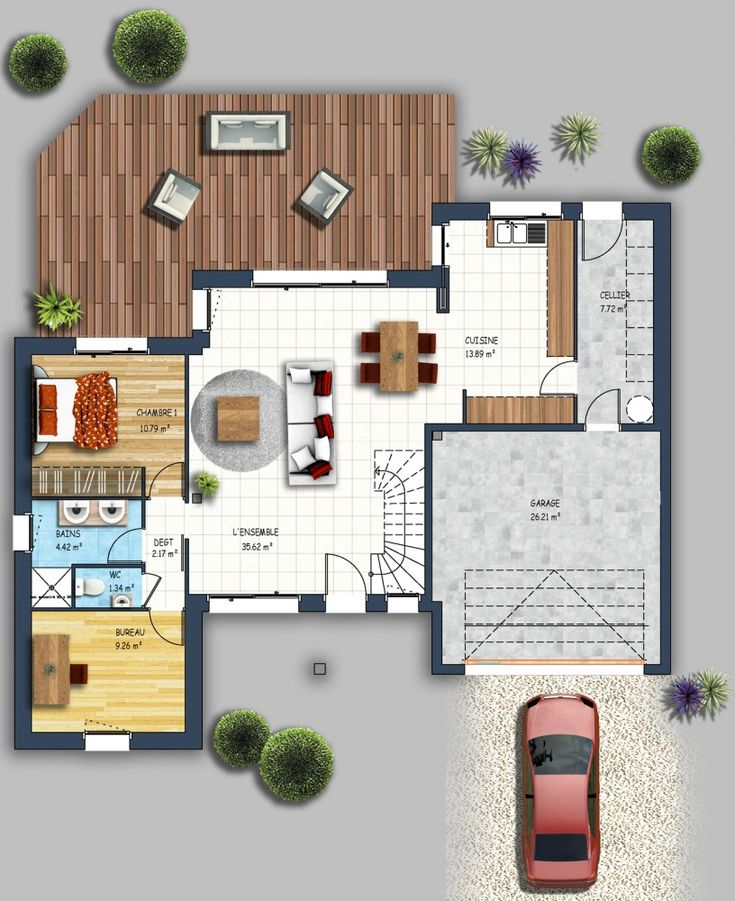 les 25 meilleures id es de la cat gorie maison. Black Bedroom Furniture Sets. Home Design Ideas