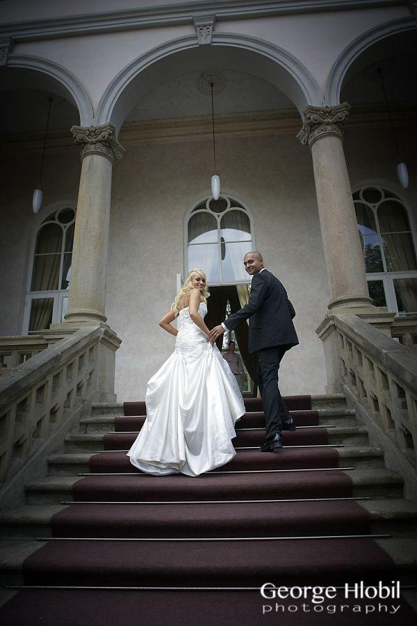 Letensky chateau - wedding venue in Prague, for more ideas about your destination wedding visit  www.pragueweddingphotographer.net